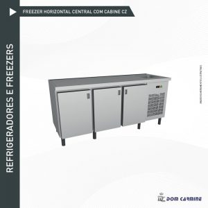 BALCÃO FREEZER HORIZONTAL